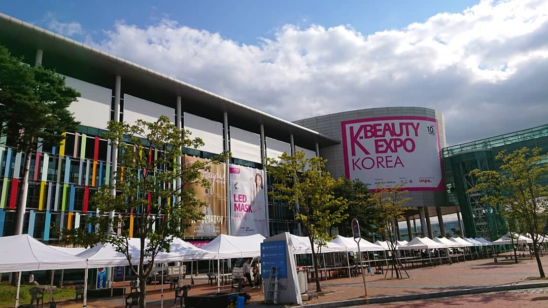 K-Beauty Expo KOREA 2018 に出展しました。