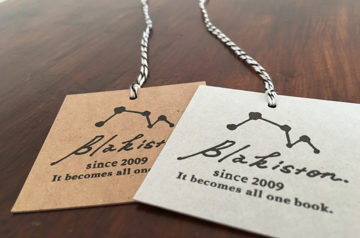 Blakiston original brand.