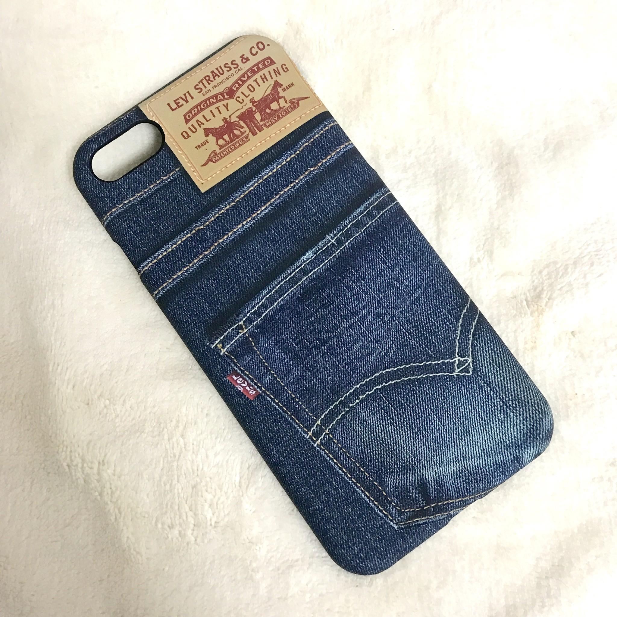 まるで本物のデニム生地!?つい触りたくなるジーンズ風iPhoneケース