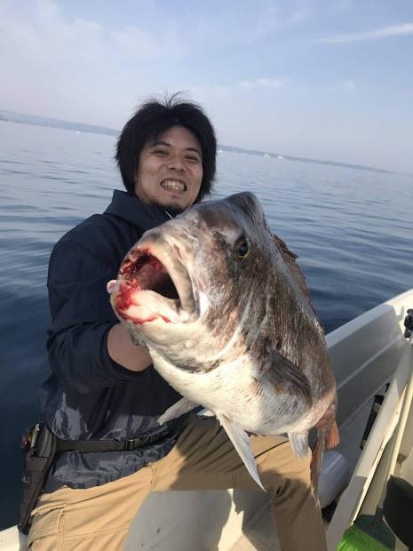 レッジェンダ ワタツミ~角~130gで鰤や真鯛が続々と釣れてます!