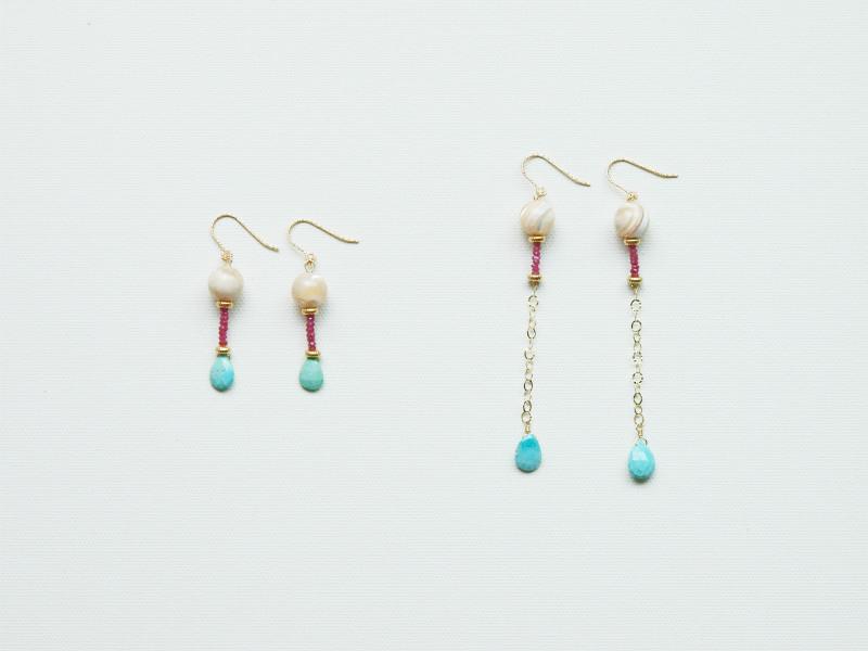 New Release! ; ODORI Earrings