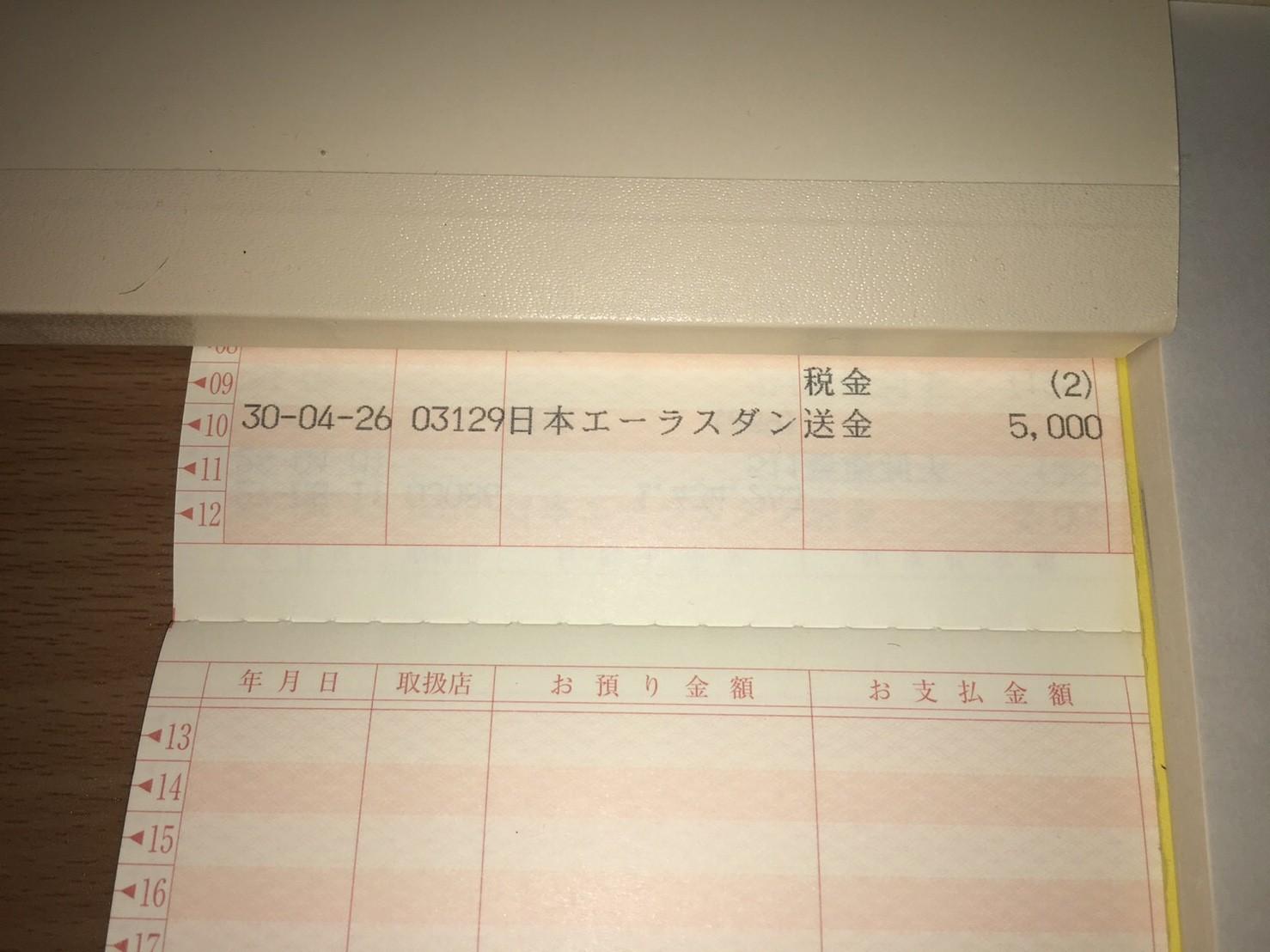 寄付(o^^o)
