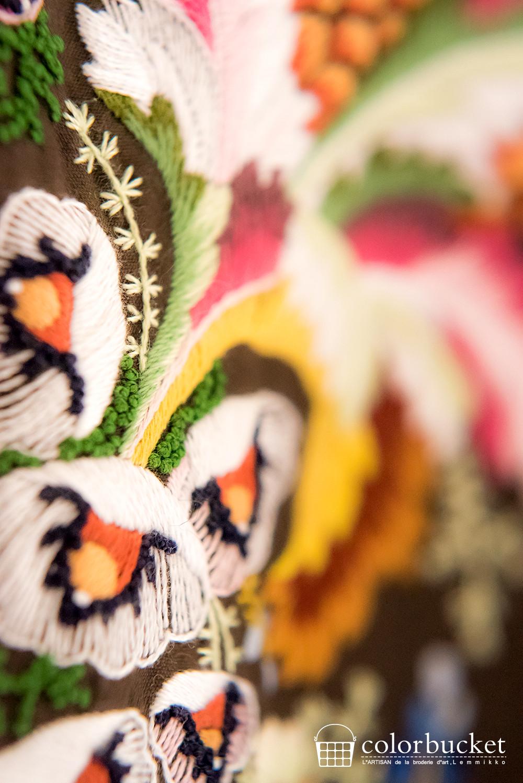- atelier - 西洋宮廷衣装の刺繍