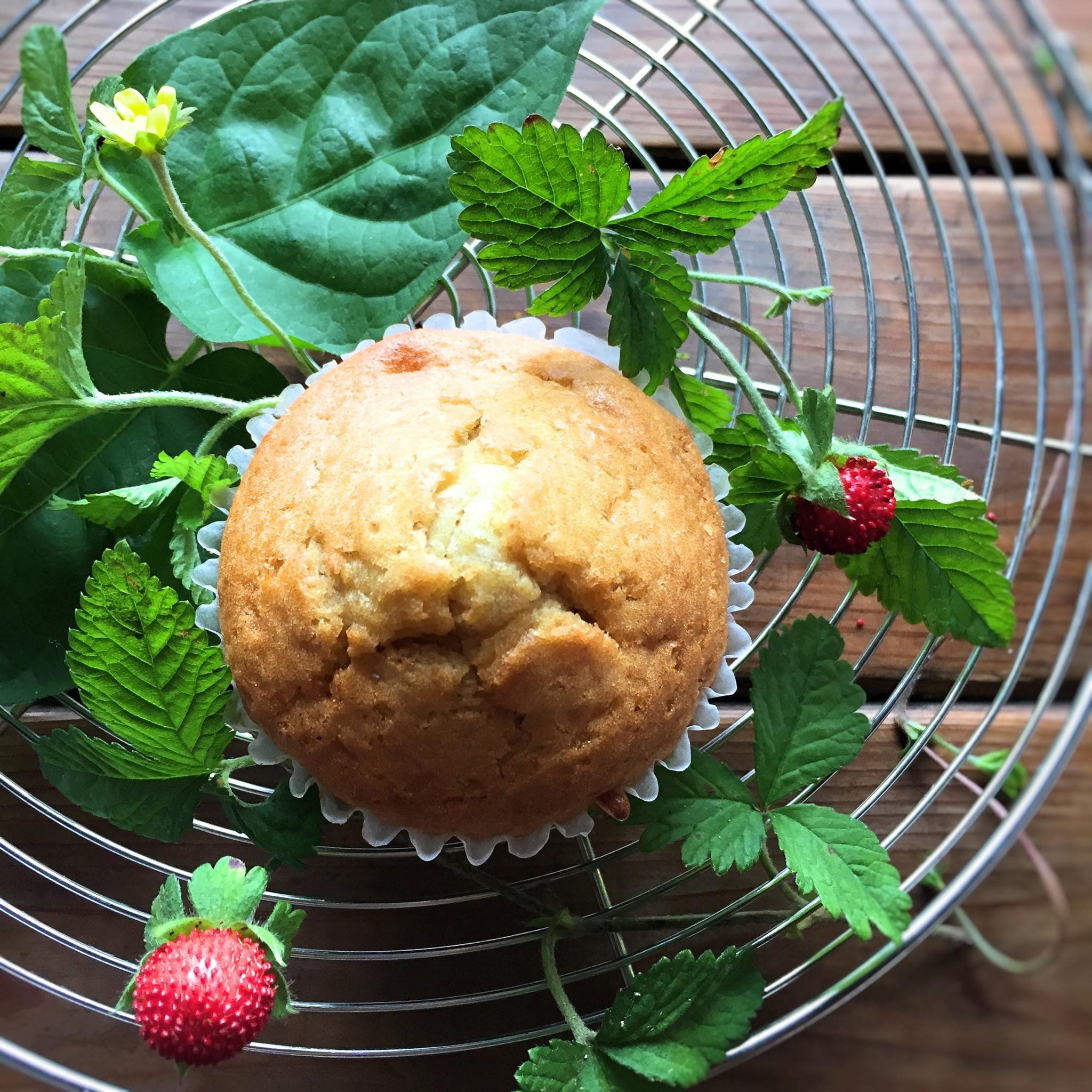 【レシピ紹介】カップケーキ ♪阿波小麦のパンケーキミックス アレンジレシピ♪