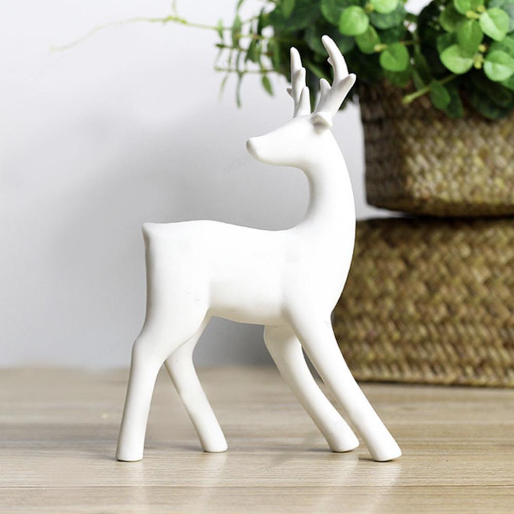 お部屋を可愛く演出♪鹿のインテリアオブジェ【A】