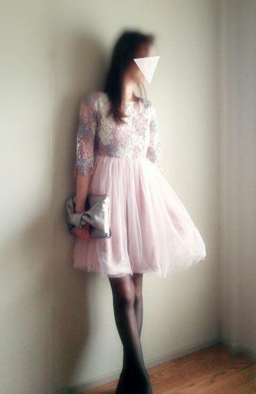 大人気「ピンクのドレスワンピース」ディティールを公開します。
