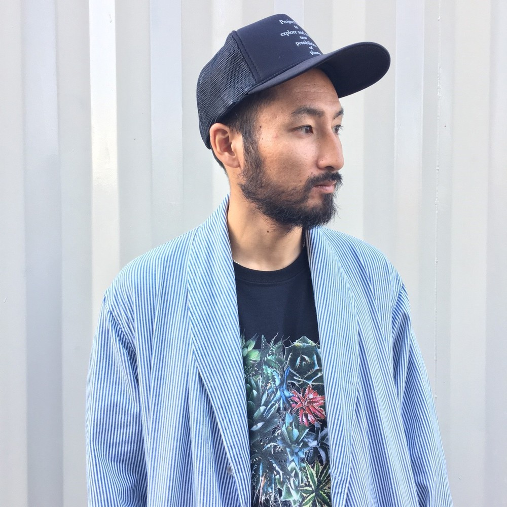Botanique de TAVERN | Plants Work Coat & Cap 再発売