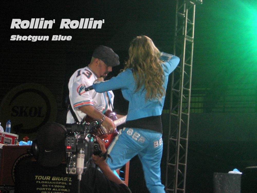 Rollin' Rollin' -Hip Hop-