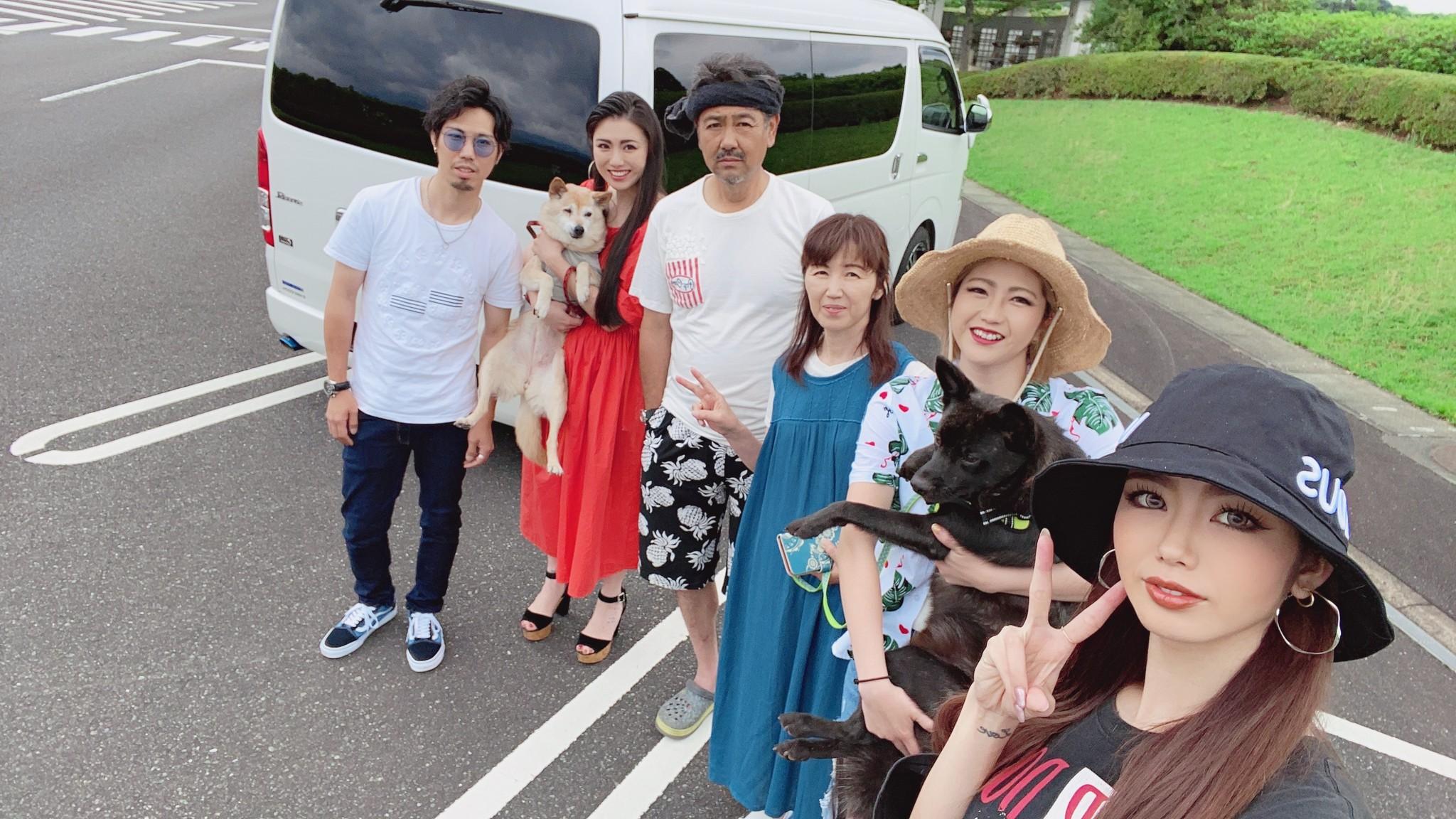 日帰り家族旅行♡ /JUN