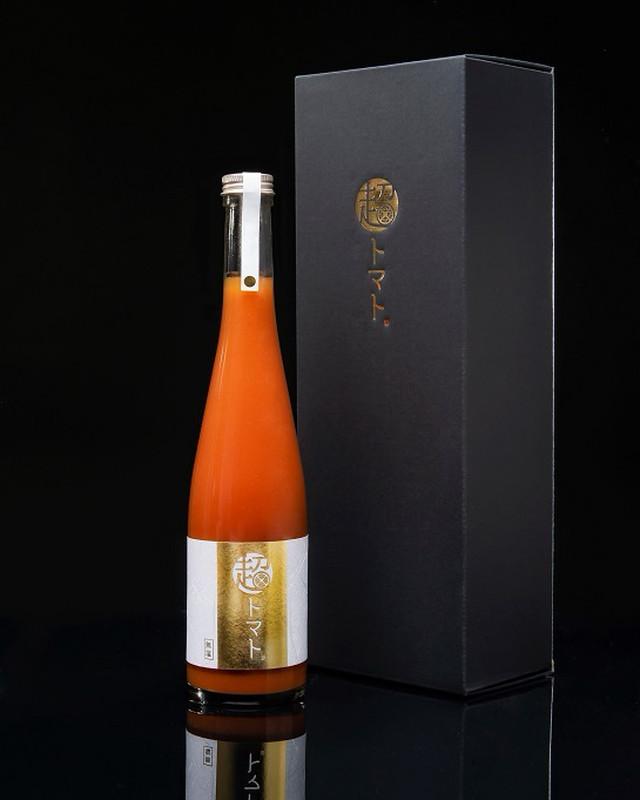 【超トマトジュース】販売再開のお知らせ