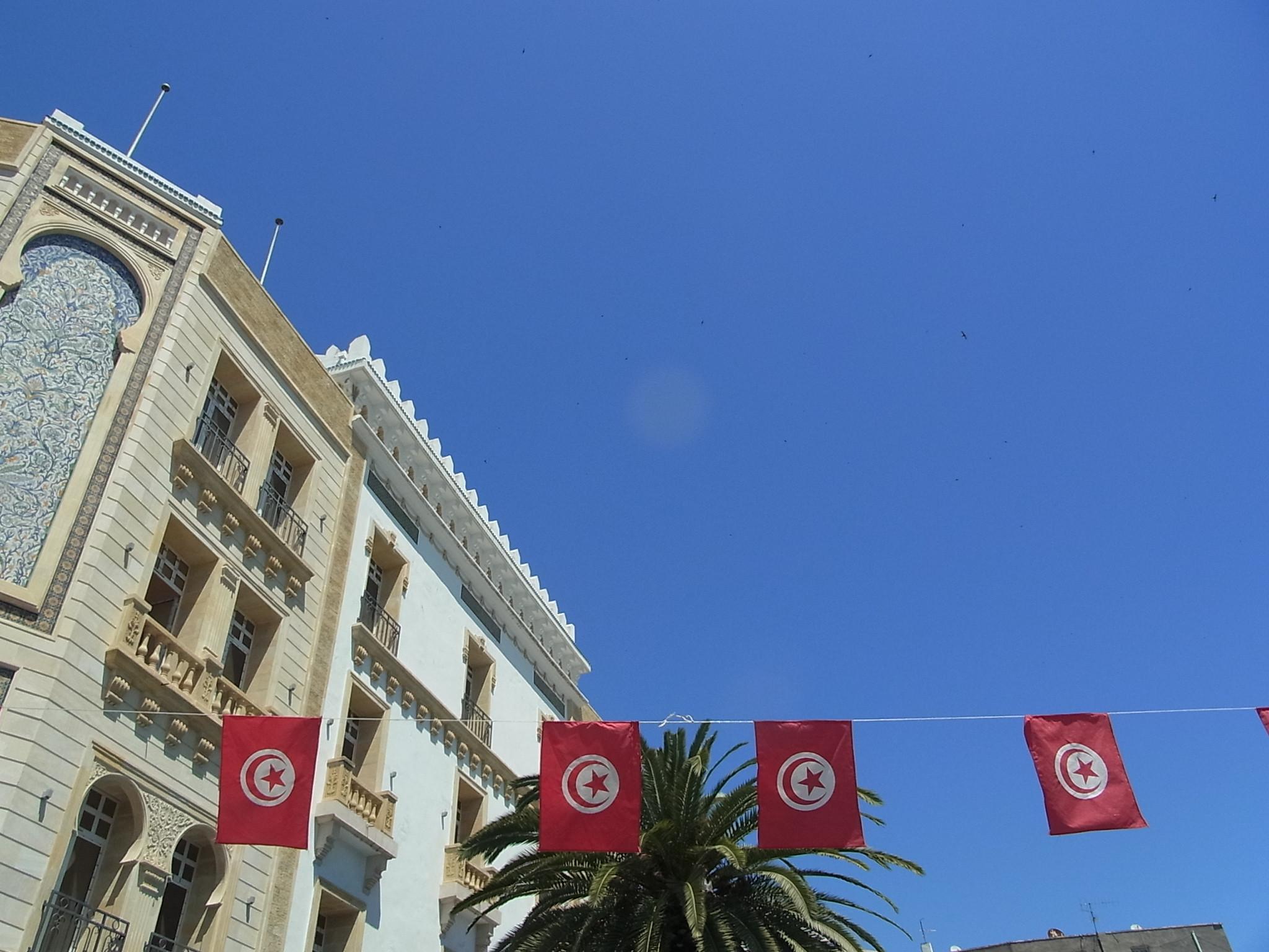チュニジアの旅①