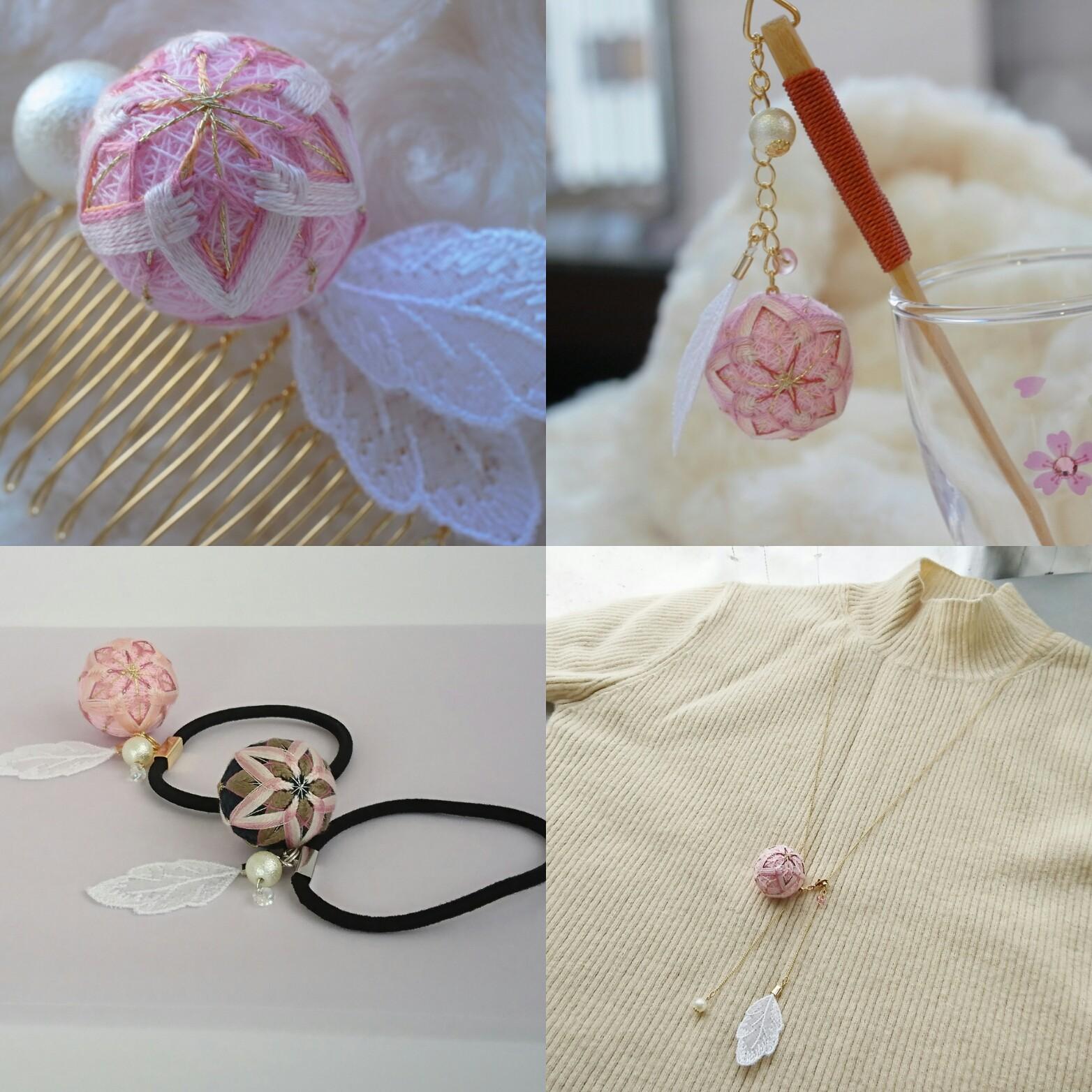 桜祭り🎵桜作品30%引き☆