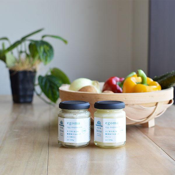 健康と美味しさを追求したえごま卵の「ecobitoマヨネーズ」