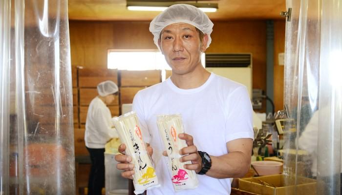 ご家庭でも使いやすい!ながや麺本舗さんのこだわりの乾麺!!!