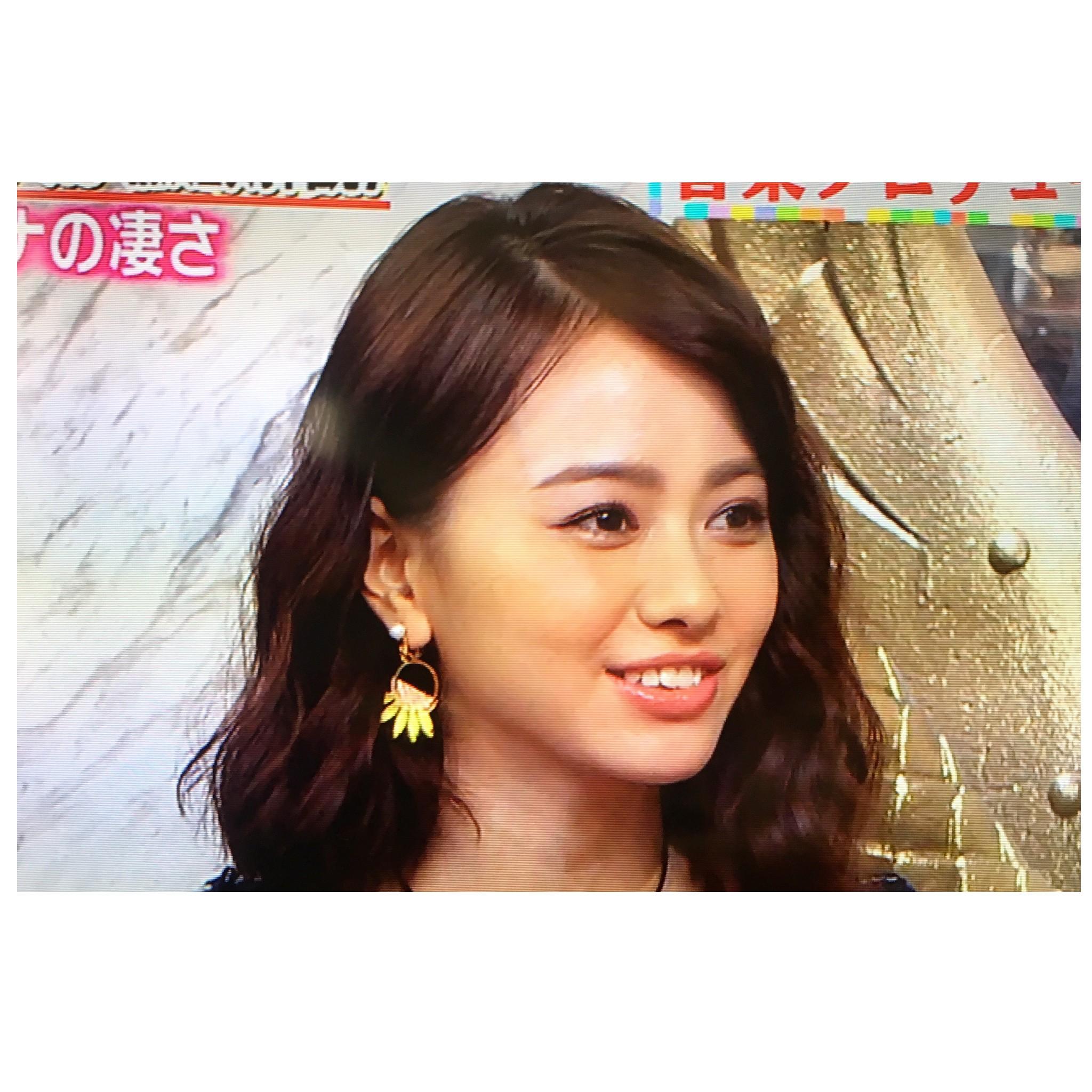 山本舞香さん着用-TBS「オー‼︎マイ神様‼︎」-
