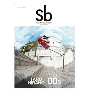 Sb skateboard journal vol.30入荷!