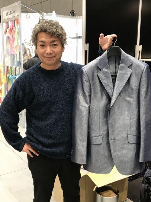 JWF JAPAN CREATION2018 加地金襴さんに弊社が衣装提供しました。