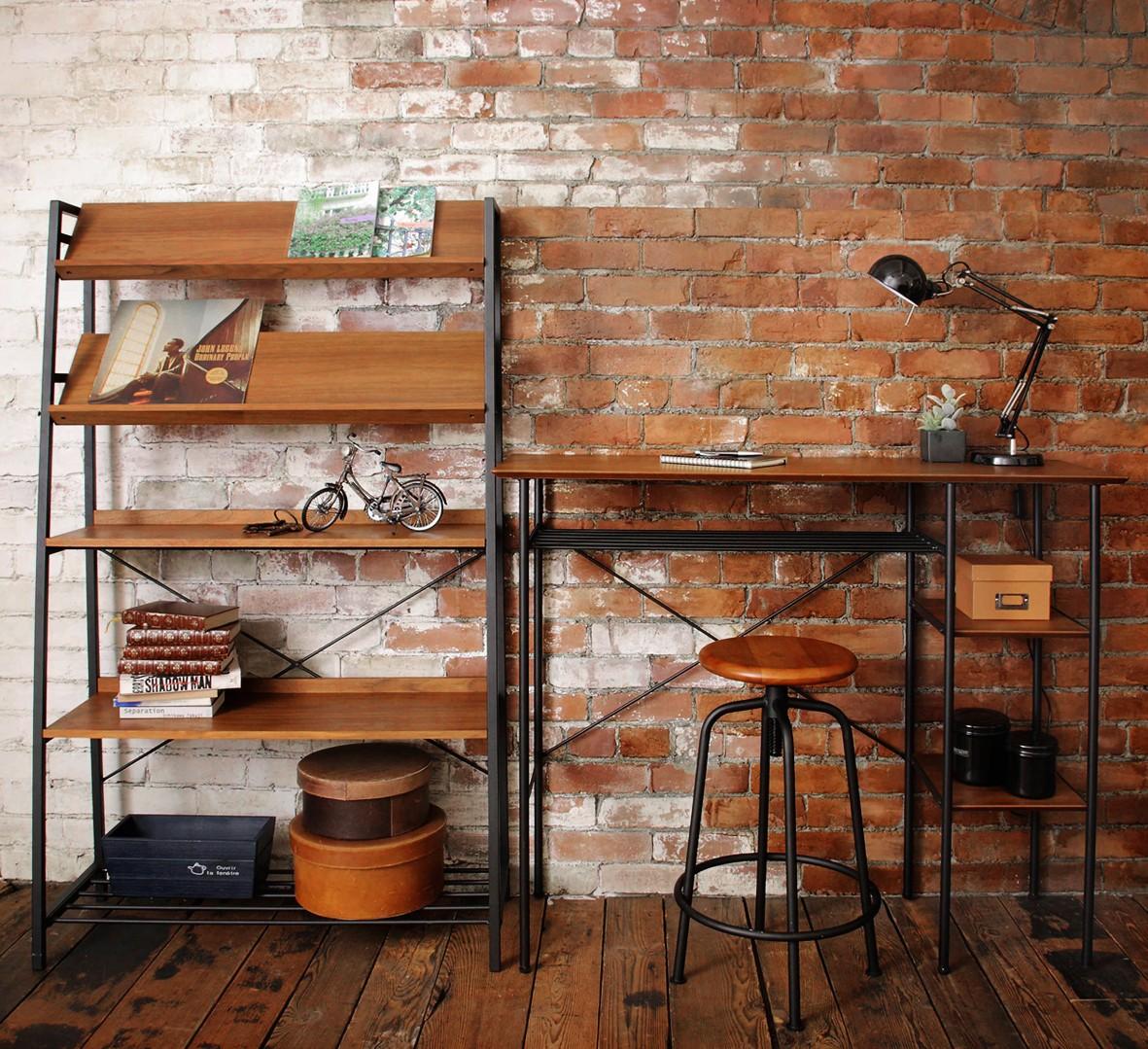ブルックリンスタイルのカフェ風ワークスペースの作り方。