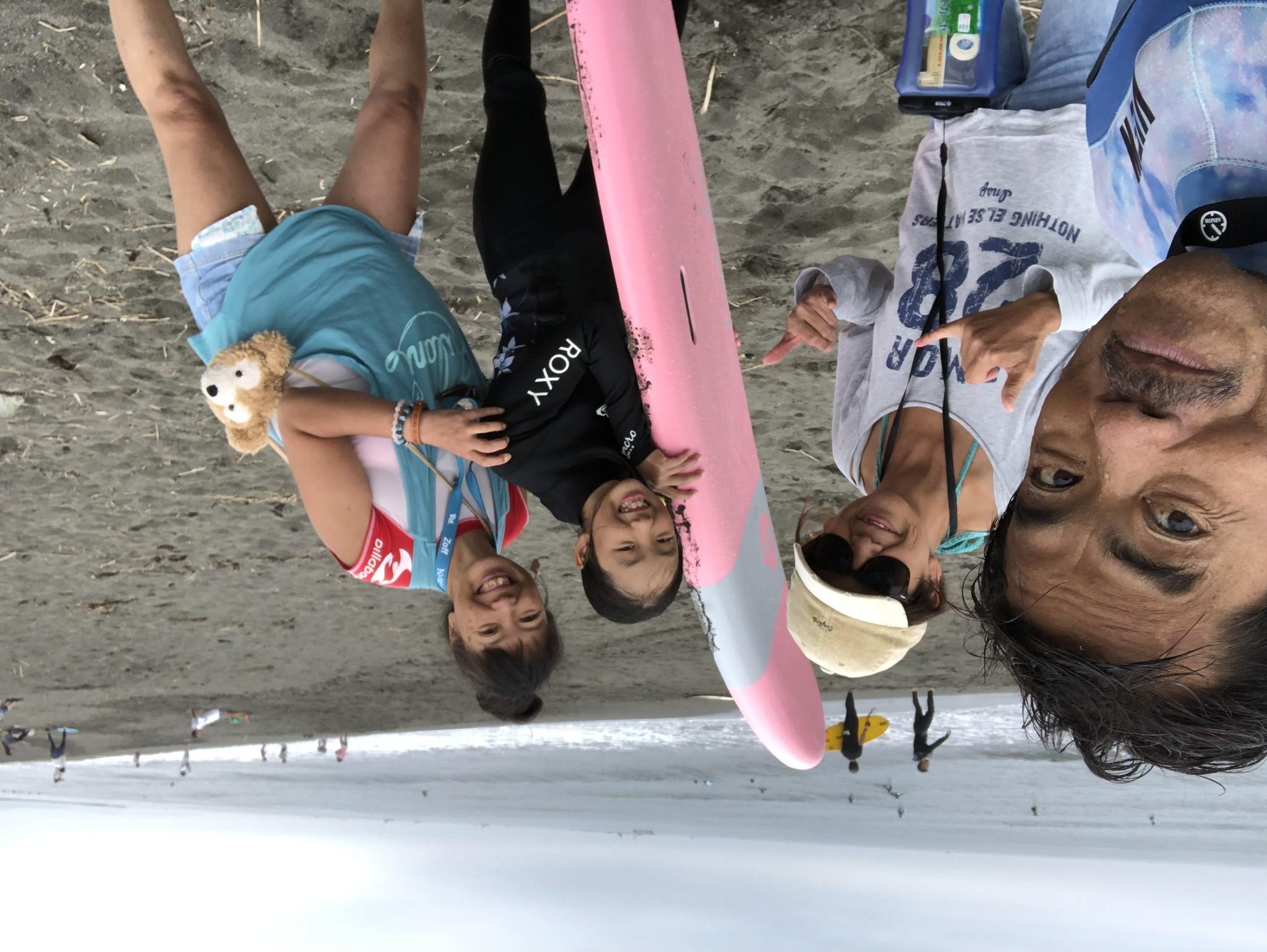 マンツーマンジュニアサーフィントレーニング