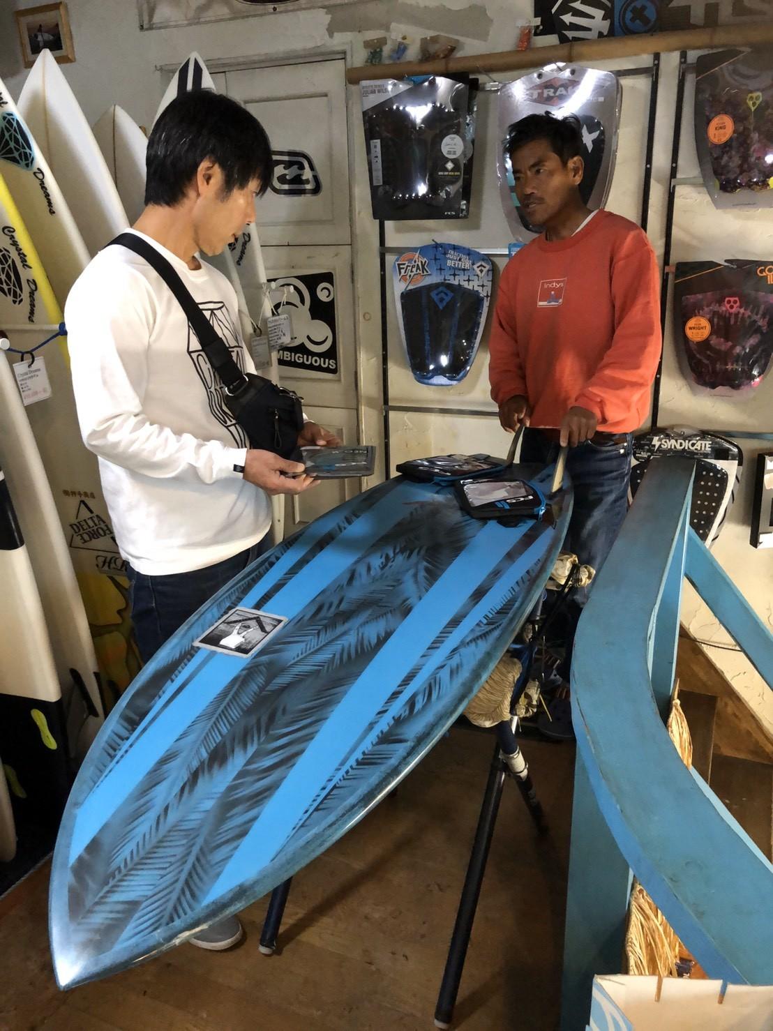 Crystal Dreams SurfBoard 2020  Order fair