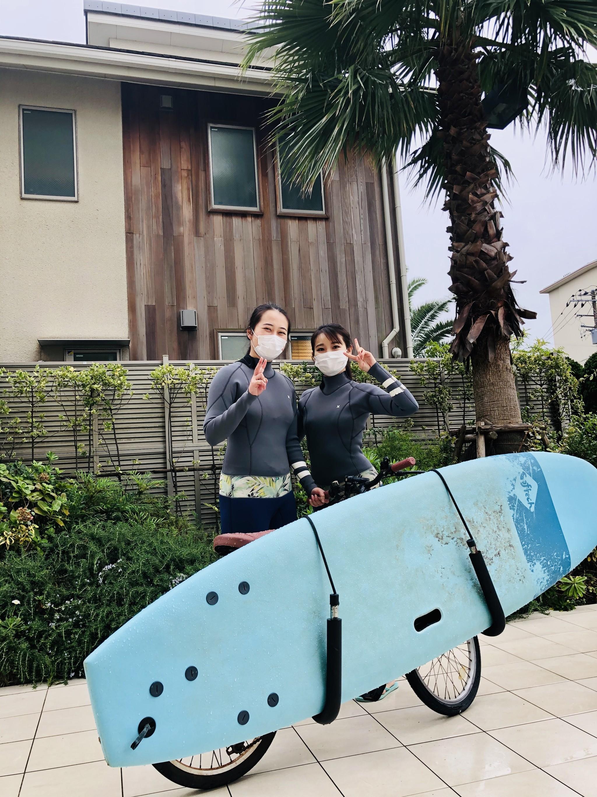 ビギナーサーフィンスクール