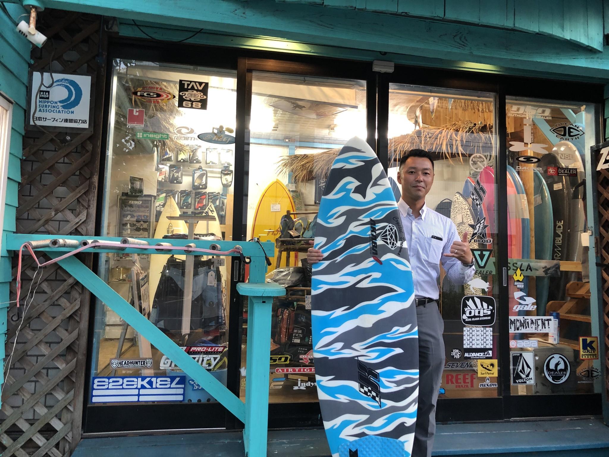 横浜西口からご来店です