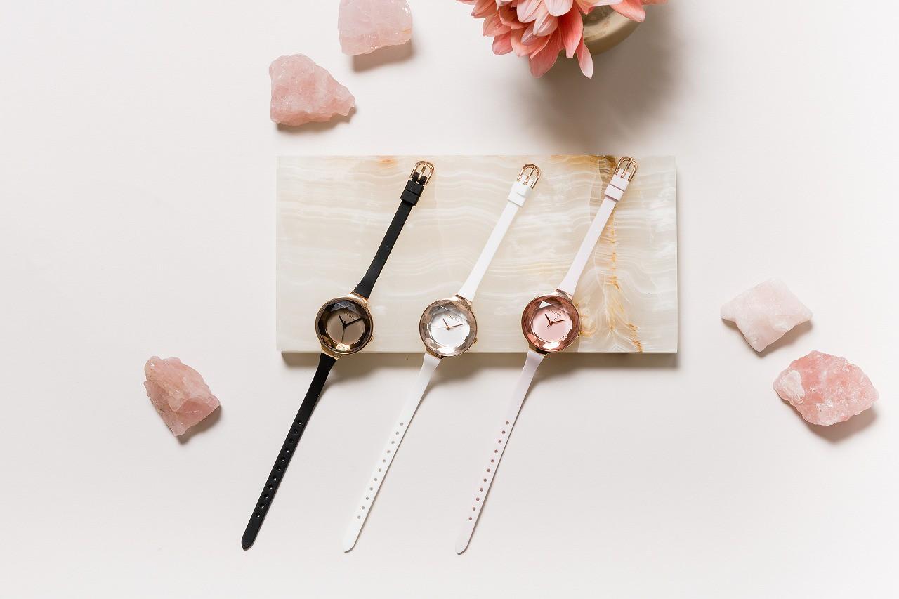 都内初!全米100店舗以上で展開のNY発の腕時計「ルンバタイム」がÉDITO 365で取扱いスタート