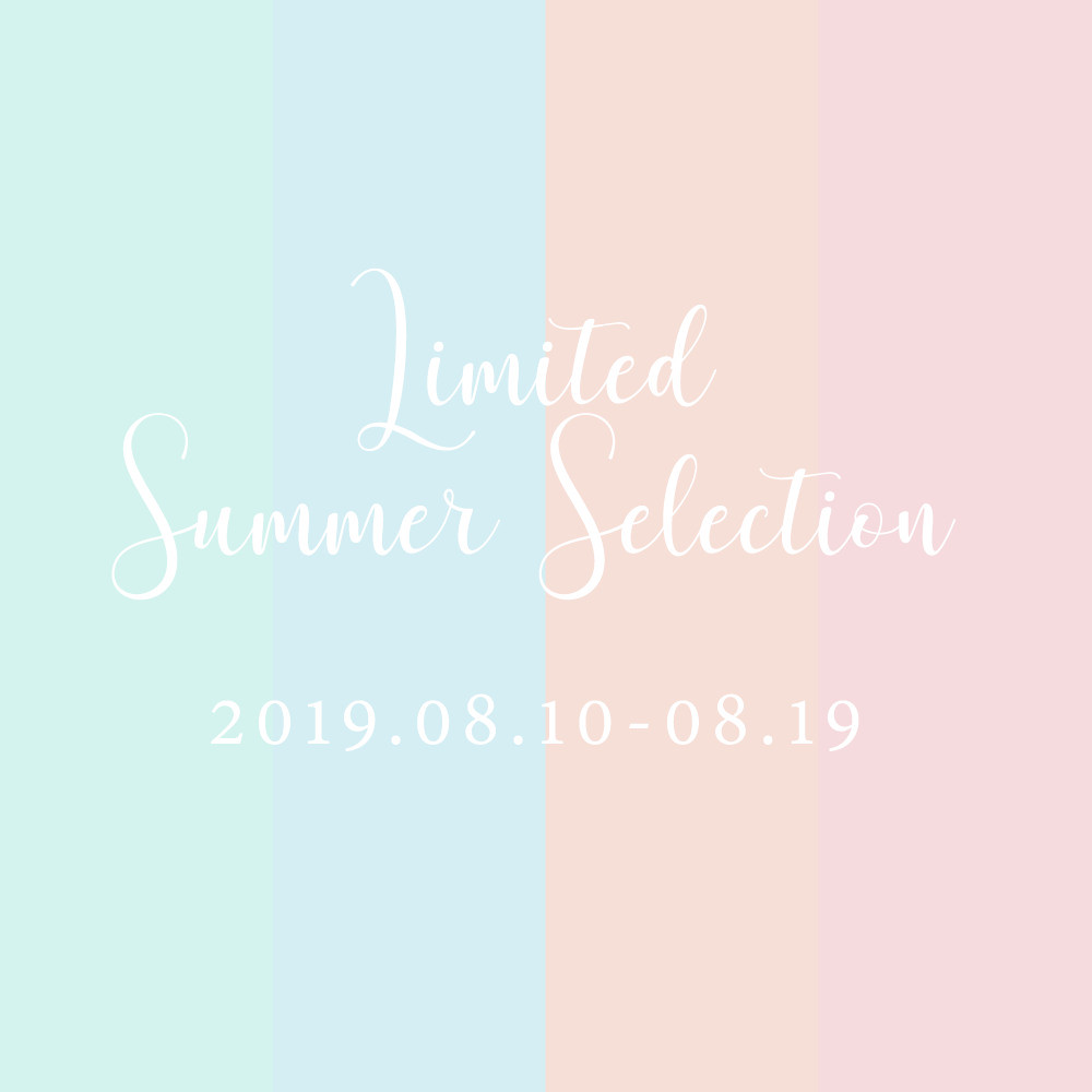 Limited Summer Selection