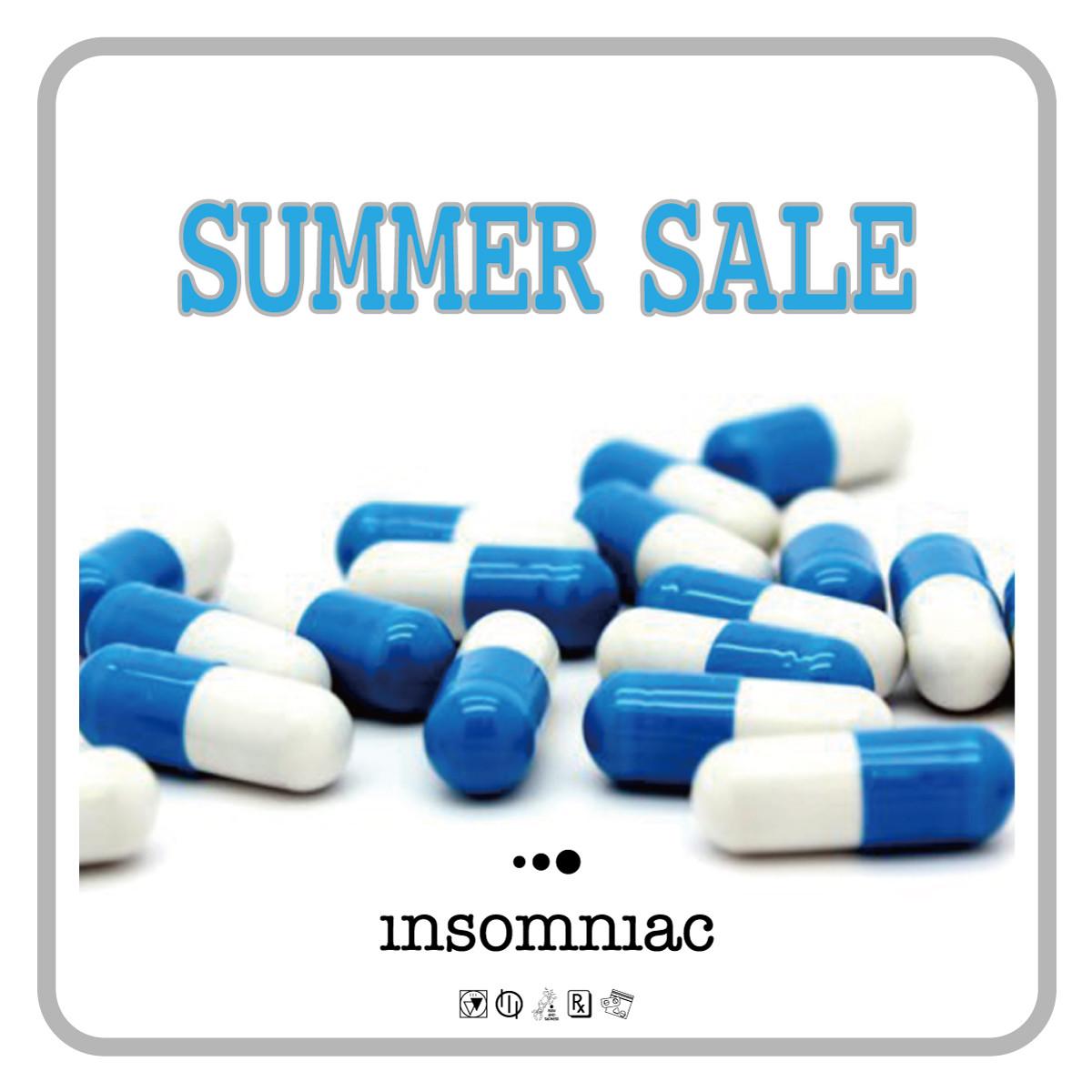 insomniac summer sale