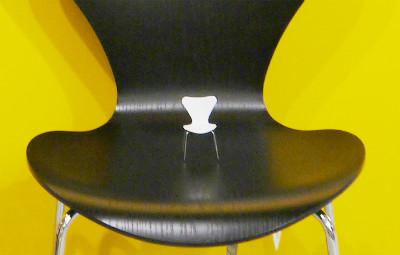 アクタス「101脚の椅子」に行ってきました!