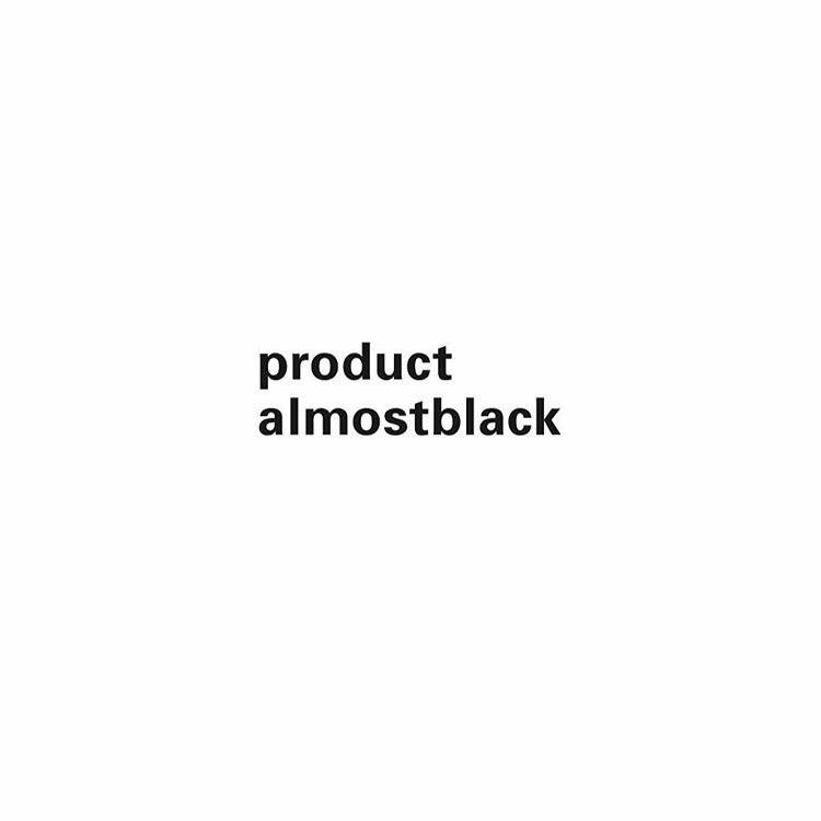 FAN LOG 〜product allmost black〜
