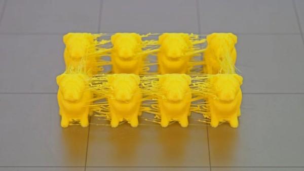 3Dプリンタのリトラクションと糸引き