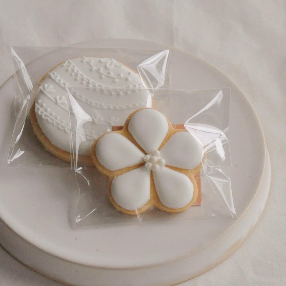 アイシングクッキープレゼント終了しました。