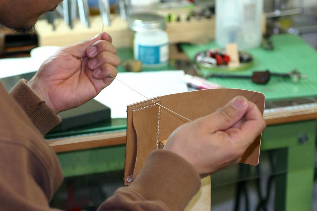 甲斐の国 山梨県から発信!革製品のオーダーならM's craft-エムズ クラフト-