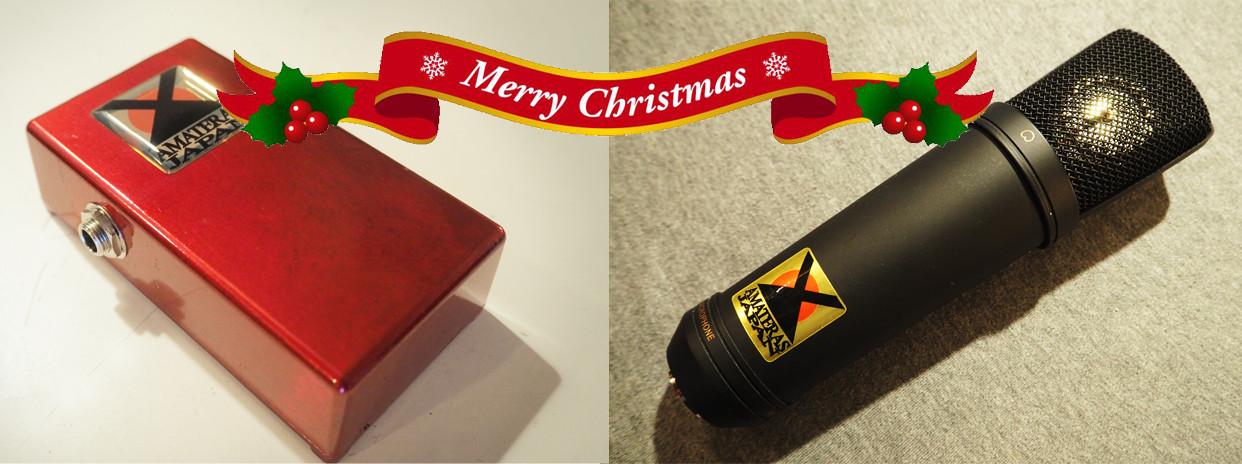 今だけ、7日間限定のクリスマス特価。あの人気の2機種が特別価格。