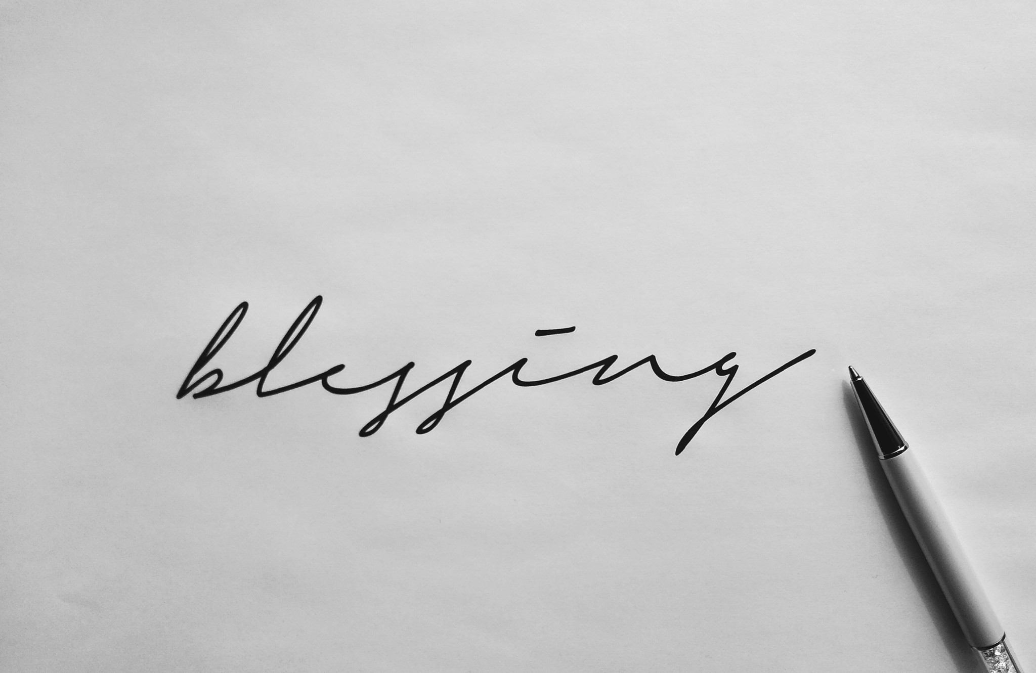 ブランドキーワードは【Blessing】仕合わせ