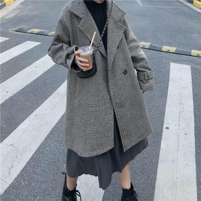モコモコアウターだけじゃない!冬に着たいおすすめコート♡