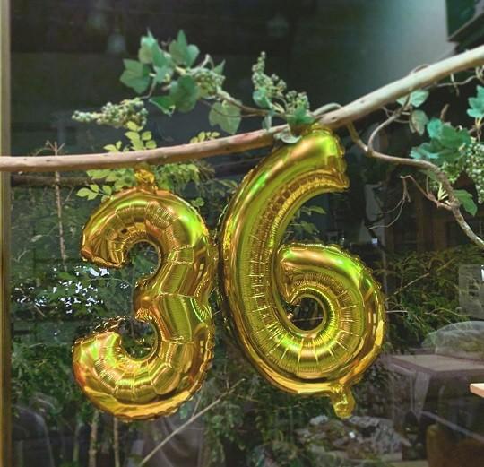 ☆祝☆36周年!*創業祭*開催中♪♪