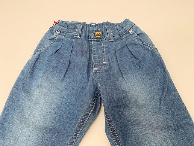 Lee SAROUEL CROPPED 入荷!