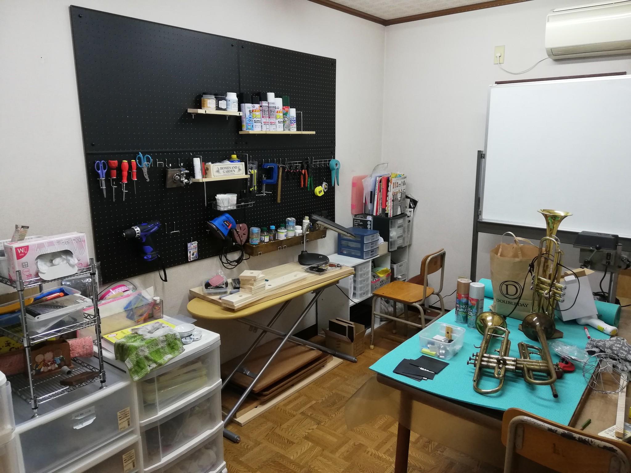 tumuguの製作室