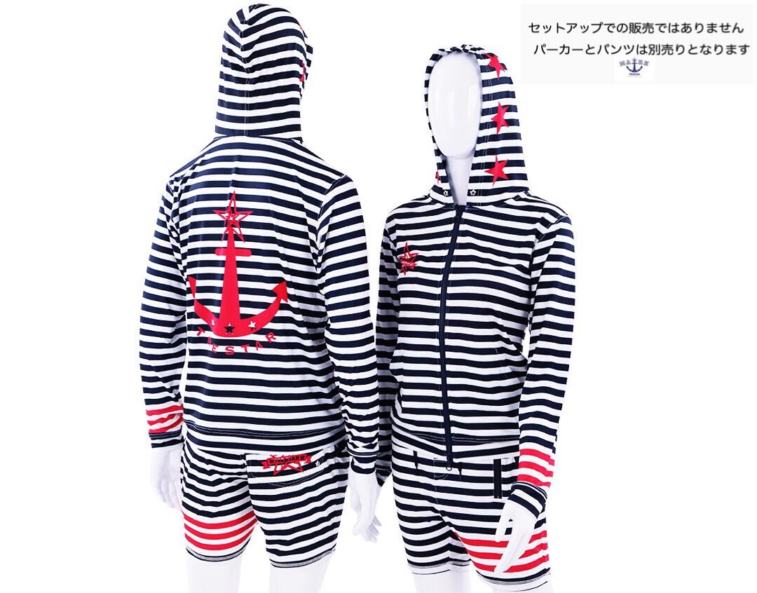 TRE☆STAR MARE第一弾!ラッシュガード発売