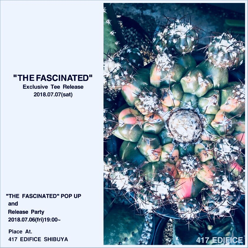 """THE FASCINATED"" POP UP Release  Party"