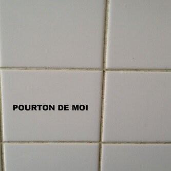 POURTON DE MOI
