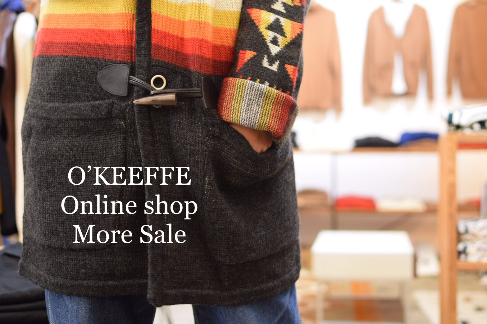 Online Shop More Sale 開催!!