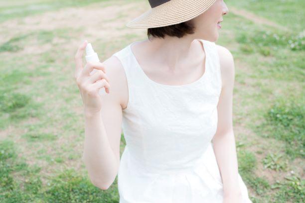 夏におすすめ!スプレー~*
