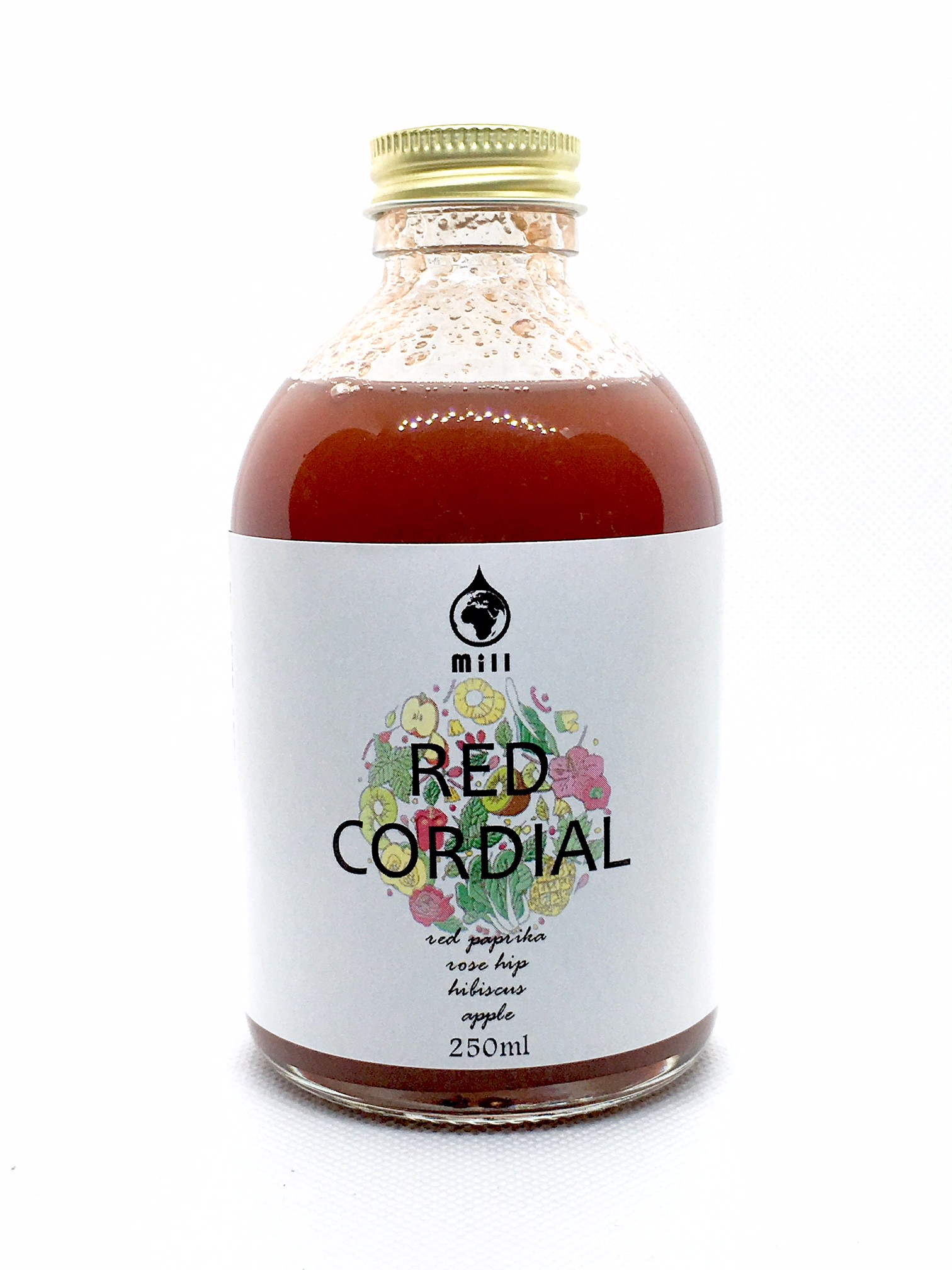 RED CORDIAL 【ほっこり気分・美肌美白に】