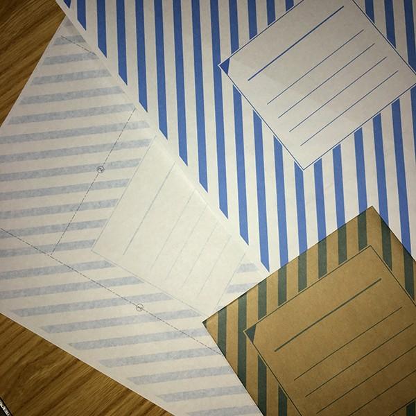A4用紙で作るCDケース