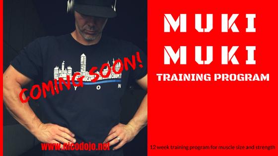 NEW!そろそろトレーニングプログラム販売スタート!