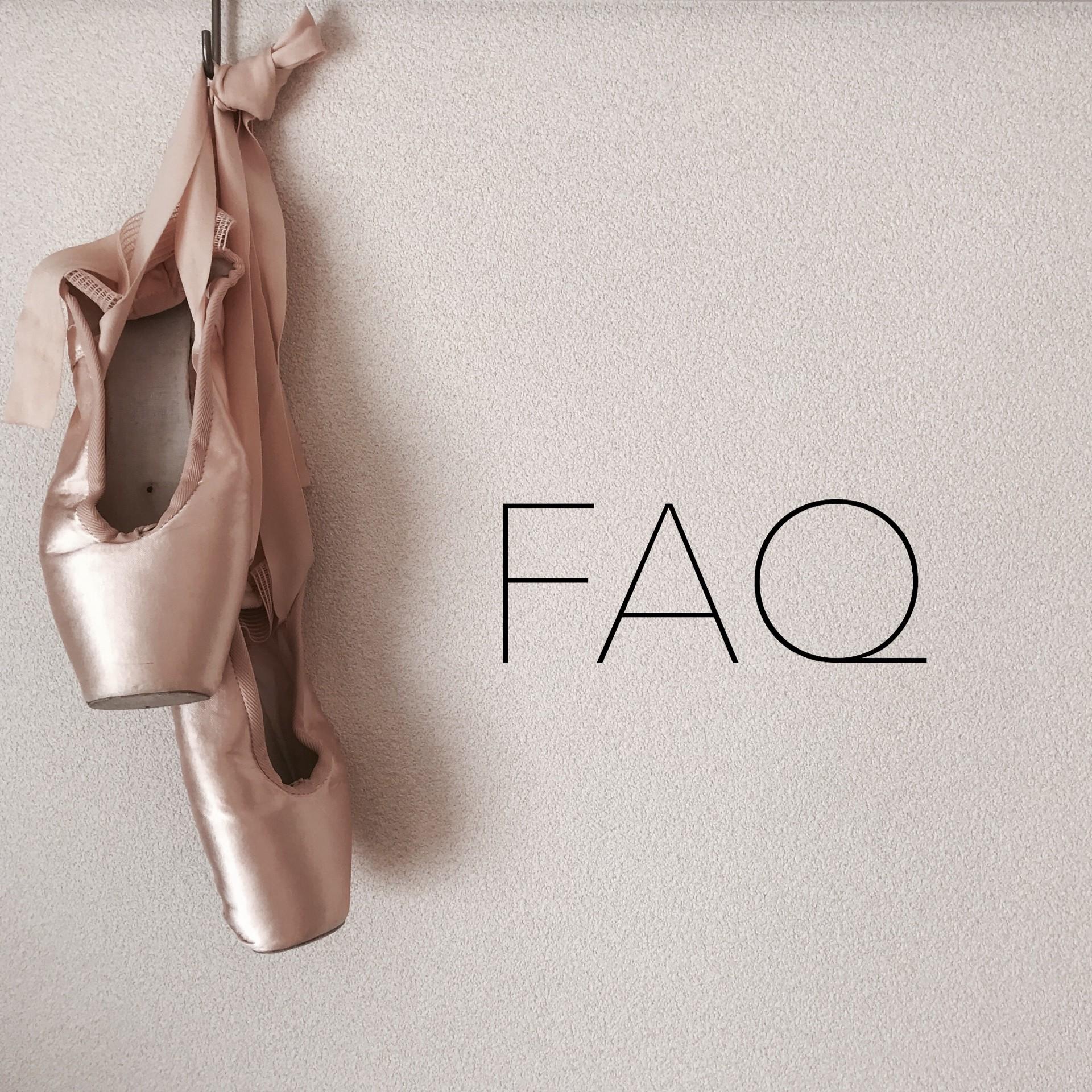 ◆よくあるご質問 (随時更新中)◆