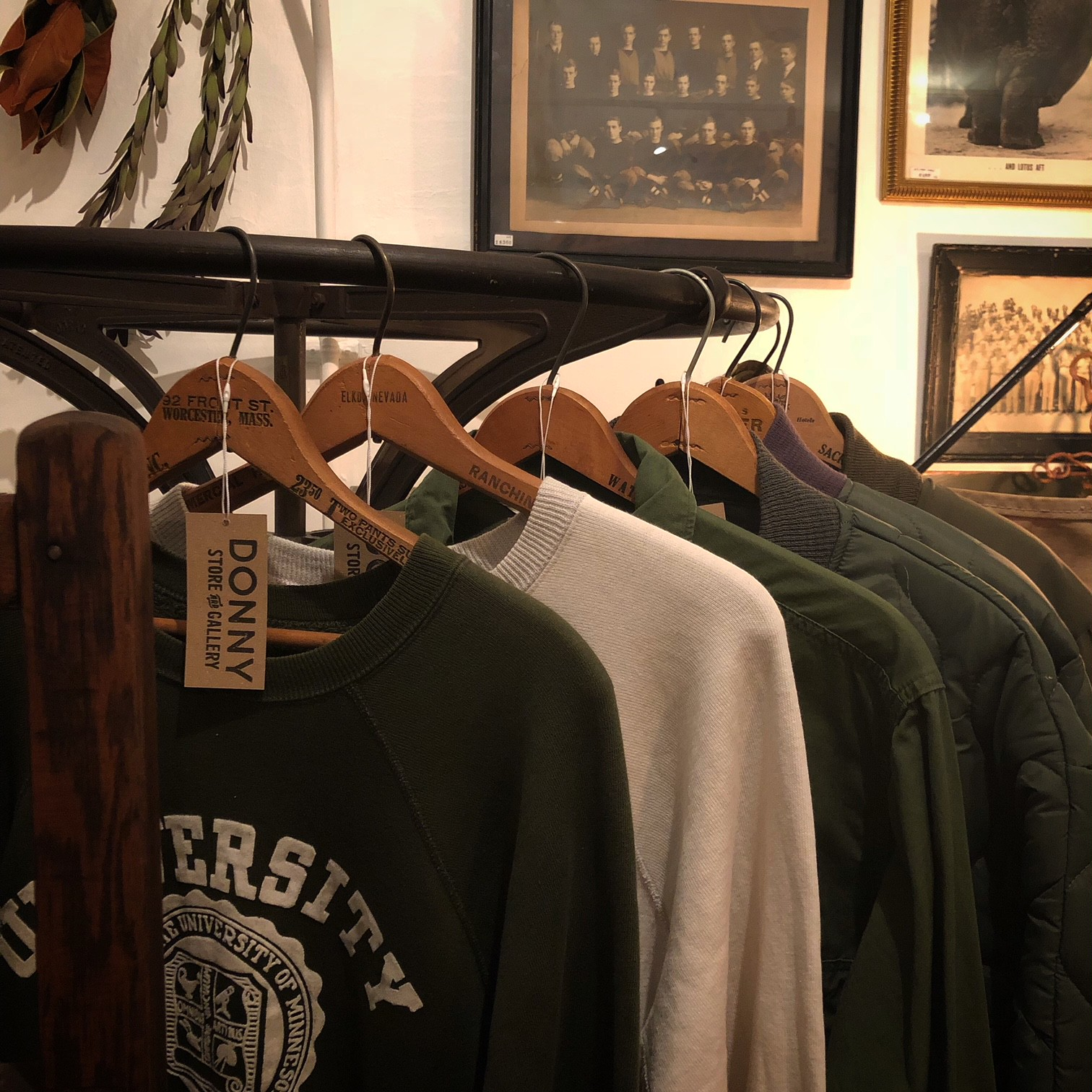 Vintage Clothing&Accessories
